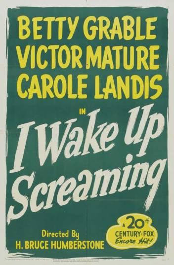 i wake up screaming 1