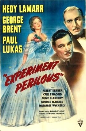 experiment perilous 1